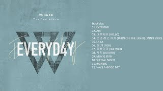 [Full Album] WINNER – EVERYD4Y (Album)