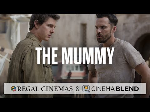 Interview With Alex Kurtzman, THE MUMMY (2017)  - CinemaBlend X Regal Cinemas