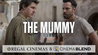 Interview With Alex Kurtzman, THE MUMMY (2017)  - CinemaBlend X Regal Cinemas