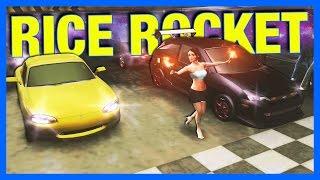 Rice rockets!!! - need for speed : underground 2