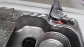 싱크대 또는 화장실 등 집 전체의 수압이 약할때 확인할…