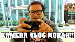 Review Kamera vlog murah untuk youtuber pemula | Nikon S3200