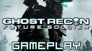 Ghost Recon: Future Soldier Multiplayer Gameplay - Live Stream Replay #2 (5-22-12)