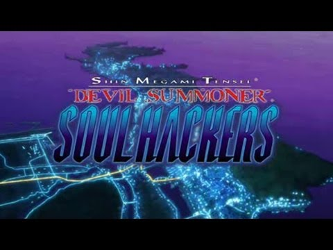 Shin Megami Tensei: Devil Summoner: Soul Hackers - Opening Movie [3DS]
