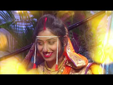 wedding highlights song gulabachi kali | Vinaya & Nitesh