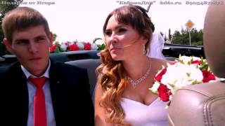 Свадьба Насти и Лёши на кабриолете. Прокат кабриолетов, аренда кабриолета, кабриолеты на прокат