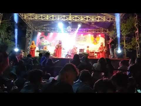 Bendera-Isna Cute Abis, Qasima live Ngencek,Grabag 250818