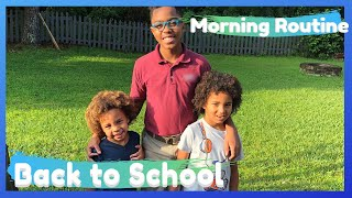 TBH|| BACK TO SCHOOL MORNING ROUTINE
