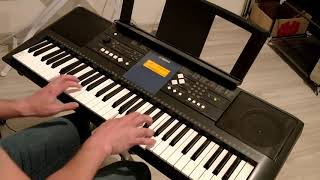 Skillet - Victorious piano cover