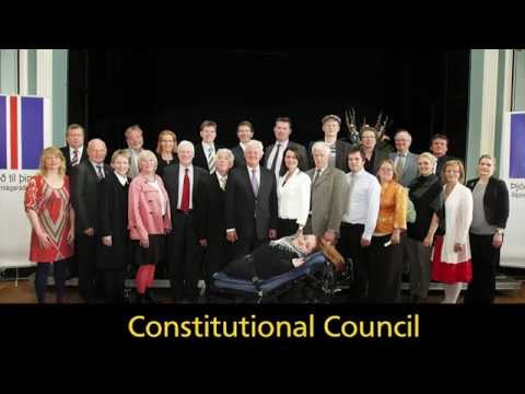 Crowdsourcing the Constitution - Lessons from Iceland
