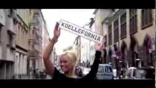 """Köllefornia Allstars """"Köllefornia Love"""" (Original Mix) -- Single jetzt gratis downloaden!"""