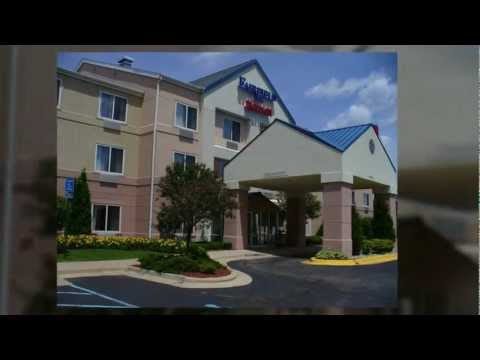 Kalamazoo MI Hotels - Fairfield Inn Kalamazoo Michigan Hotel