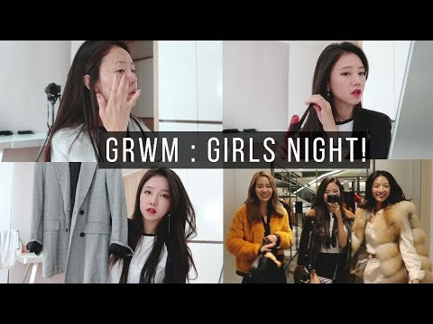 GET READY WITH ME ♥ Girl's Night Out with JOAN thumbnail