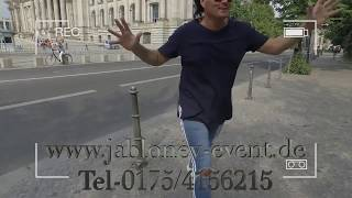 Hochzeit in Berlin 2018 Русские свадьбы в Германии .