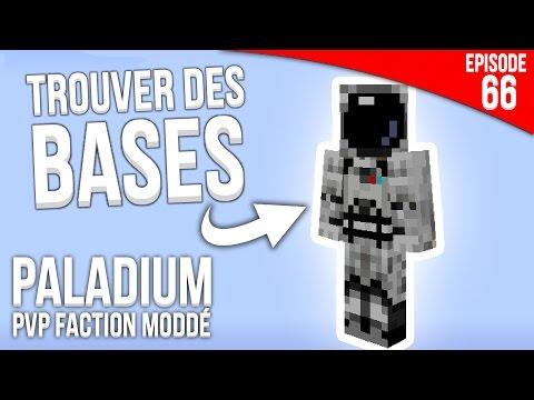 NOUVELLE FAÇON DE TROUVER DES BASES ?! - Episode 66   PvP Faction Moddé - Paladium S4