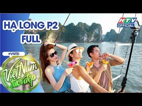 HTV VIỆT NAM TƯƠI ĐẸP | Hồ Ngọc Hà khám phá ẩm thực Hạ Long | VNTD # 92 FULL | 21/10/2018