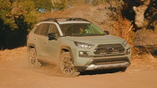 Toyota RAV4 2019 - Off-Road Test