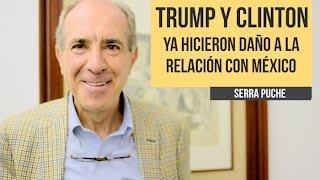 El próximo presidente de EU no cree en el libre comercio: Jaime Serra Puche