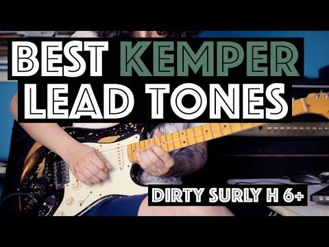 Repeat Best Kemper Lead Tones #5 - Dirty Surly H 6+ by ToneJunkie TV