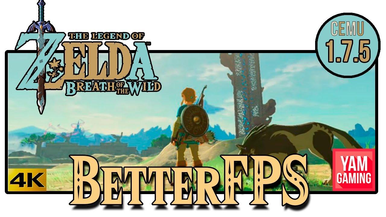 Cemu 1 7 5 mejora el rendimiento de Zelda un 50% y
