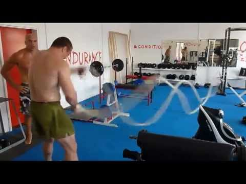 Cro Cop summer preparations for Emelianenko (Part 4)