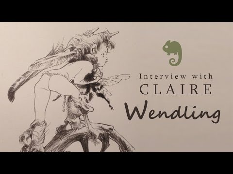 Artist interview with Claire Wendling