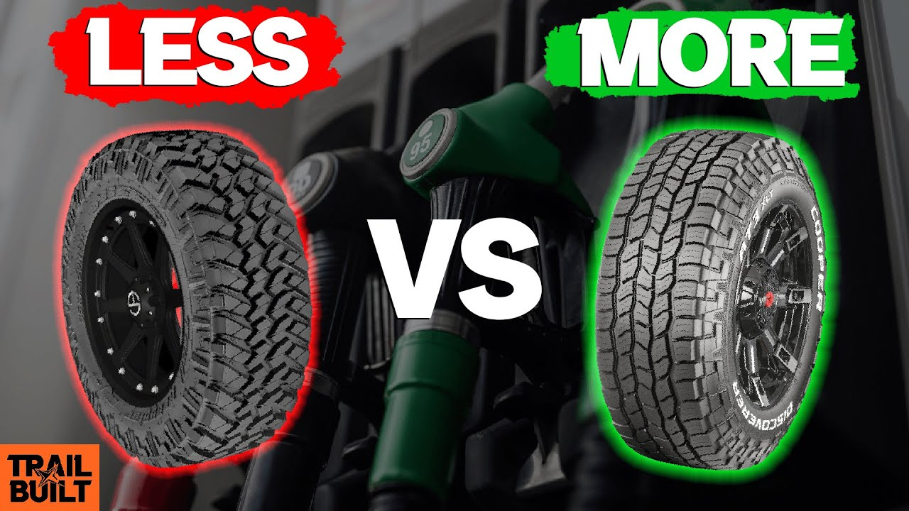 Tires that Increase Gas Mileage!