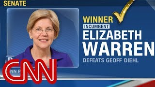CNN projects: Democrats take early lead in key Senate races