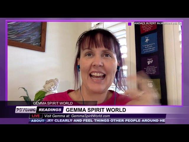 Gemma Spirit World - June 20, 2019
