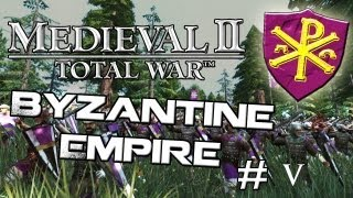 """Byzantine Empire on SS 6.4 ep V """"The Fires Of Hell I Bring To You"""""""