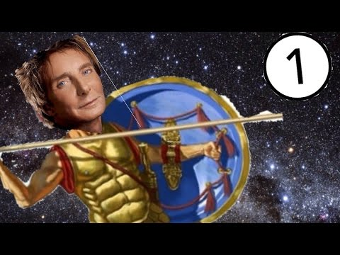 Lets Play - Age Of Gladiators (1) - Barry Manilow's Super Gladiator Team |