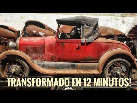 Armando un hotrod en 12 minutos!