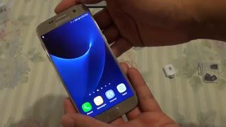 Samsung Galaxy S7: Setting Up Your Phone For the First Time