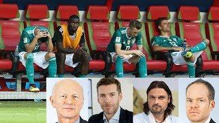 Gründe und Folgen: kicker.tv-Expertenrunde zum WM-Aus | kicker.tv