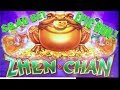 Zhen Chan BIG Bonus Wins - Epic Run - Better than Hand Pay Jackpot 💵