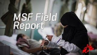 Doctors and Nurses in Yemen Struggle to Survive