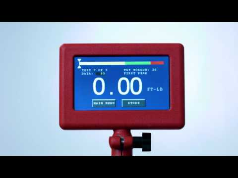 Snap-on Torque Training Series  - DTT, Digital Torque Tester
