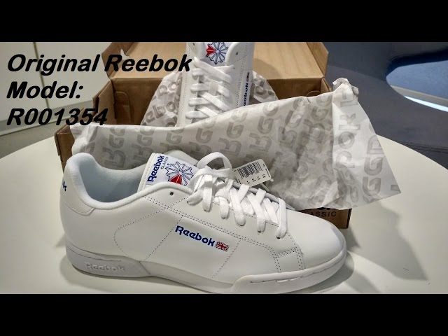 Original Reebok - R001354 || Unboxing