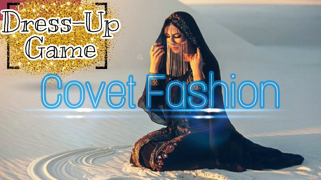 Covet Fashion Dress Up Game | The Secret Of The Sands | Daily Challenge + Extra