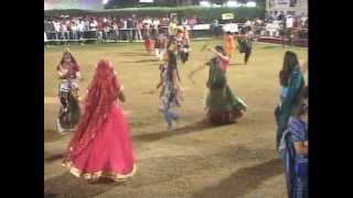 Gujarati Garba Songs Tina Rabari - Lions Club Kalol - 19/10/2012 Day 4 - 2012 - Part 17