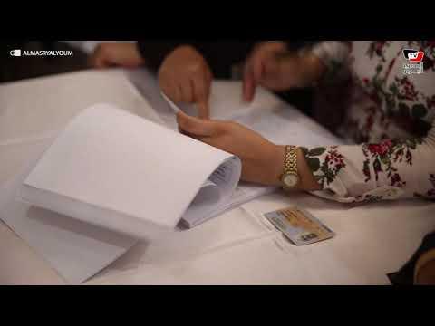 وزير الرياضة يدلي بصوته في انتخابات مجلس الشيوخ بالشروق  - نشر قبل 18 ساعة