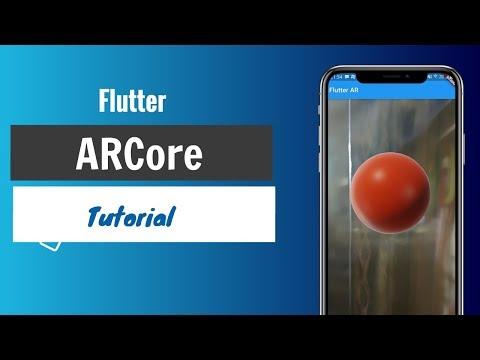 Flutter ARCore Tutorial   Sceneform   Exploring New Possibilities