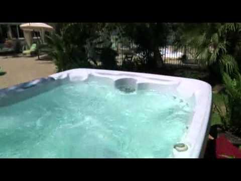 AquaTerra Spas Verona 22 Hydrotherapy Jets, 6-person Spa