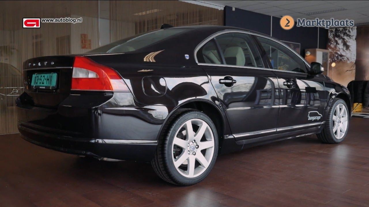 Volvo S80 (2006-2016) buying advice - YouTube