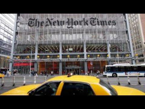 NY Times is putting the nation in danger: Lt. Gen. McInerney