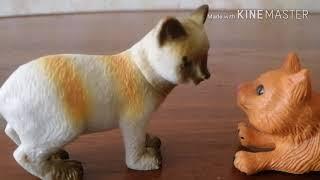 Коты воители 5 кроликов анимация игрушками