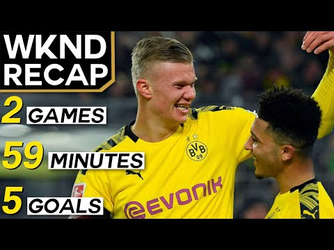 Haaland Adds To OUTRAGEOUS Scoring Record, Juve & Inter Drop Points! - Weekend Recap #23