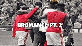 Pogba, Rashford and Lingard ||BROMANCE ||Best moments || Pt. 2