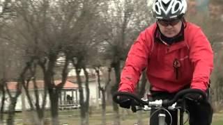 Иван Болотин, председатель областной федерации велоспорта «АмурБайк», Дмитрий Саяпин, член ...(велосипедный спорт Ссылка на сайт http://video.amur.info/news/2012/05/25/4279 / Видео предоставлено ТК