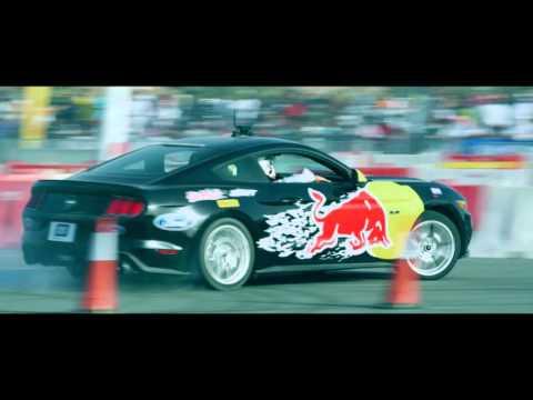 Red Bull Car Park Drift 2015 - Qatar